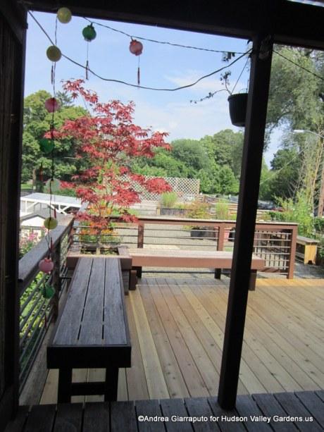 Roof Garden Deck