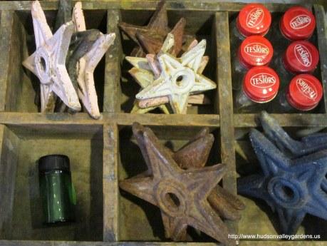 Star anchor weights