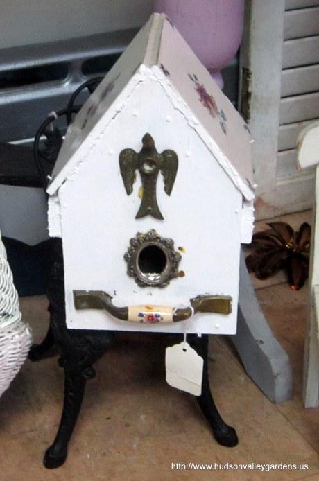 Cute bird house